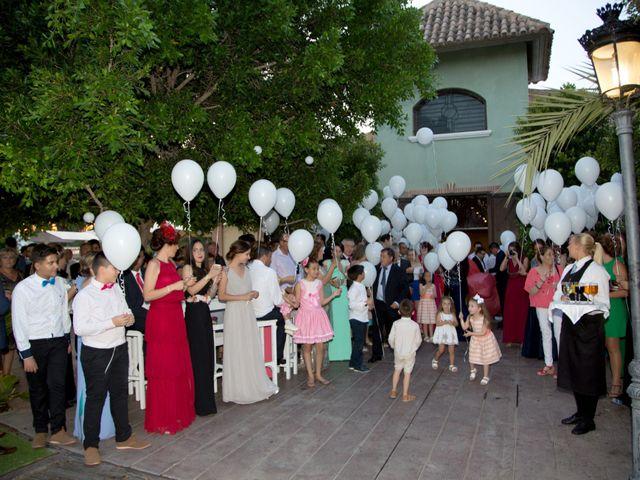 La boda de Pedro Antonio y Irene en Murcia, Murcia 18
