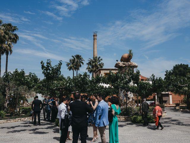 La boda de Jon y Andrea en Potries, Valencia 13