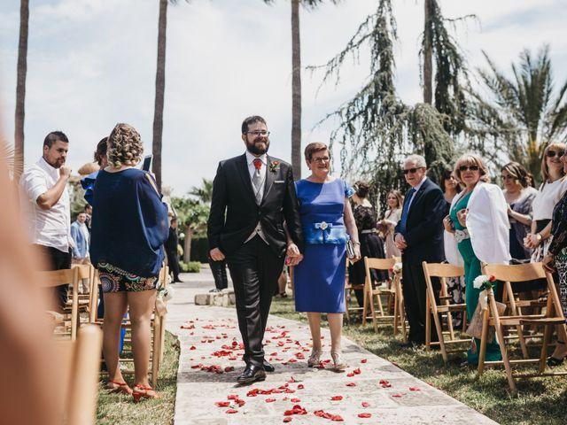 La boda de Jon y Andrea en Potries, Valencia 18