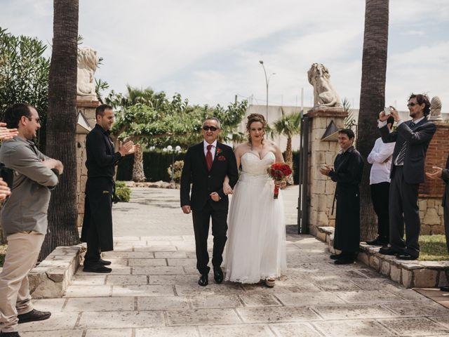 La boda de Jon y Andrea en Potries, Valencia 21