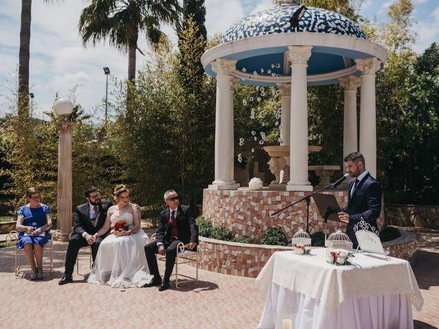 La boda de Jon y Andrea en Potries, Valencia 22