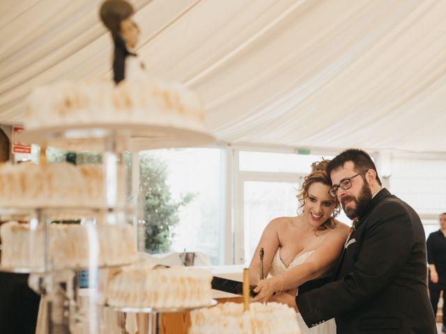 La boda de Jon y Andrea en Potries, Valencia 35