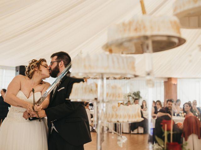 La boda de Jon y Andrea en Potries, Valencia 36