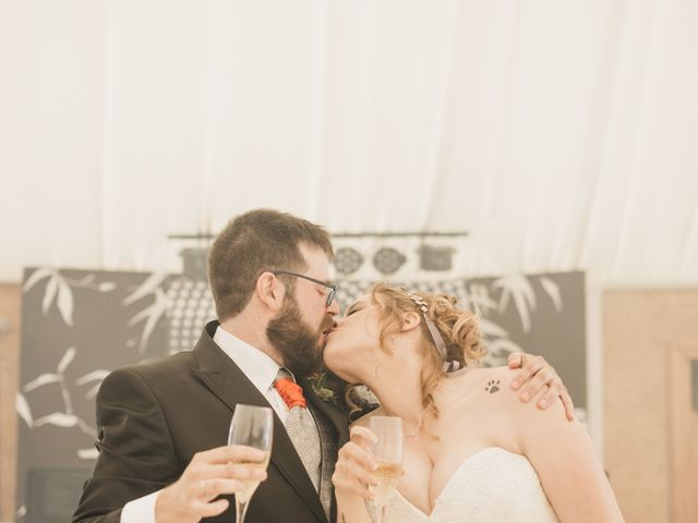La boda de Jon y Andrea en Potries, Valencia 33