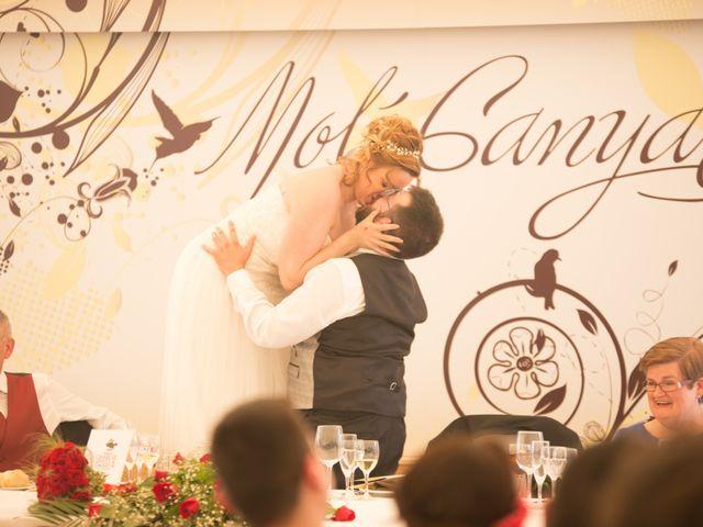 La boda de Jon y Andrea en Potries, Valencia 37