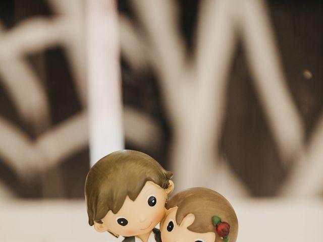 La boda de Jon y Andrea en Potries, Valencia 38