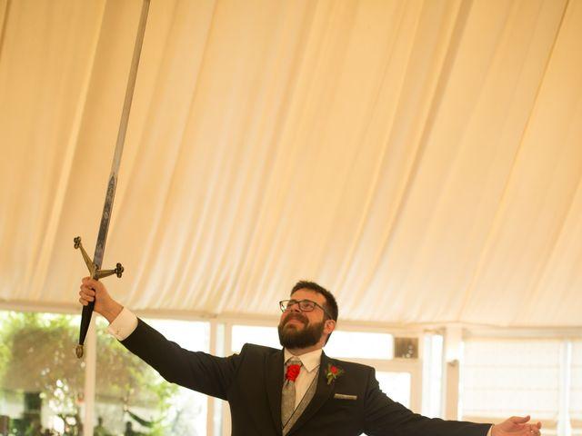 La boda de Jon y Andrea en Potries, Valencia 41