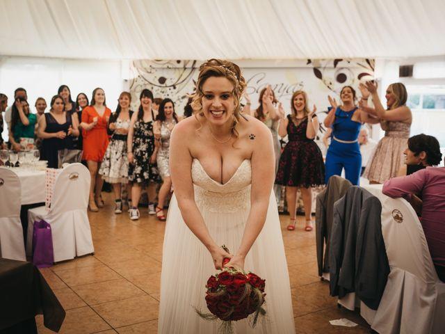 La boda de Jon y Andrea en Potries, Valencia 43