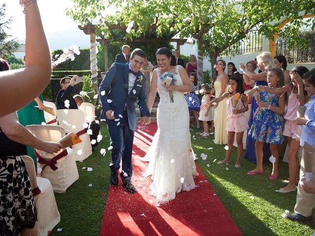 La boda de Déborah y Roberto