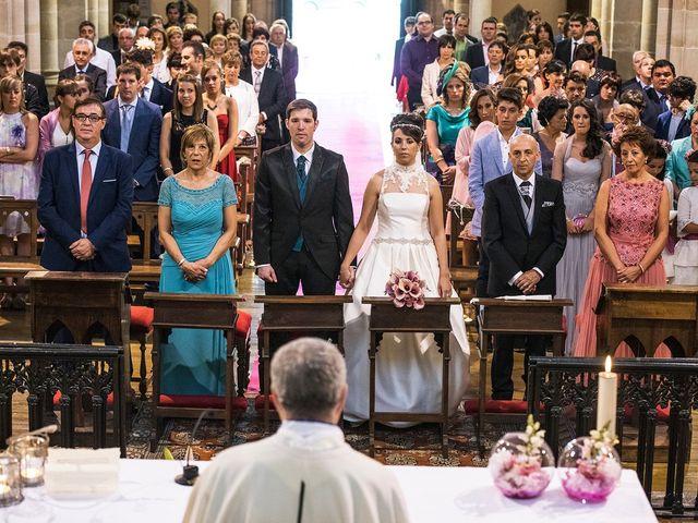La boda de Iñaki y Cristina en Vitoria-gasteiz, Álava 14