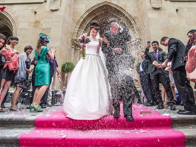 La boda de Iñaki y Cristina en Vitoria-gasteiz, Álava 16