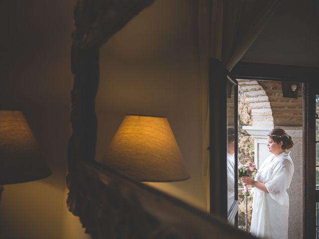 La boda de Roberto y Yael en Toledo, Toledo 22