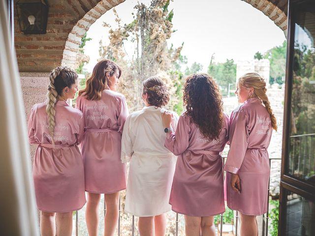 La boda de Roberto y Yael en Toledo, Toledo 25