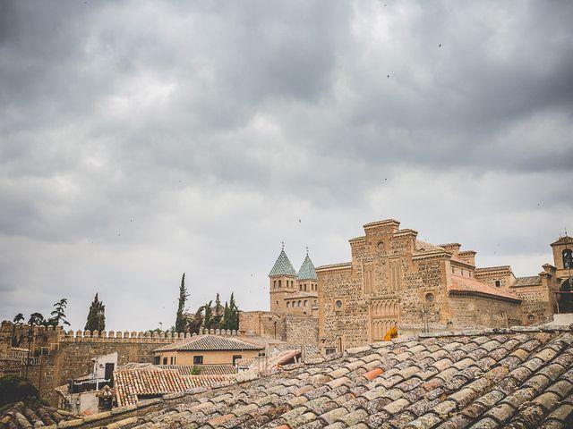 La boda de Roberto y Yael en Toledo, Toledo 28