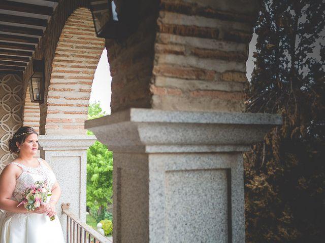 La boda de Roberto y Yael en Toledo, Toledo 31