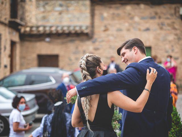La boda de Roberto y Yael en Toledo, Toledo 36