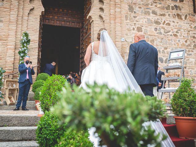 La boda de Roberto y Yael en Toledo, Toledo 38