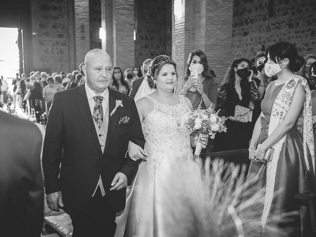 La boda de Roberto y Yael en Toledo, Toledo 40