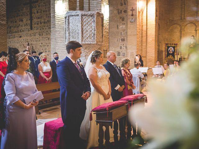 La boda de Roberto y Yael en Toledo, Toledo 41