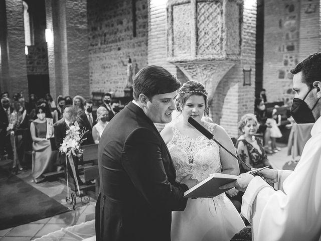 La boda de Roberto y Yael en Toledo, Toledo 44