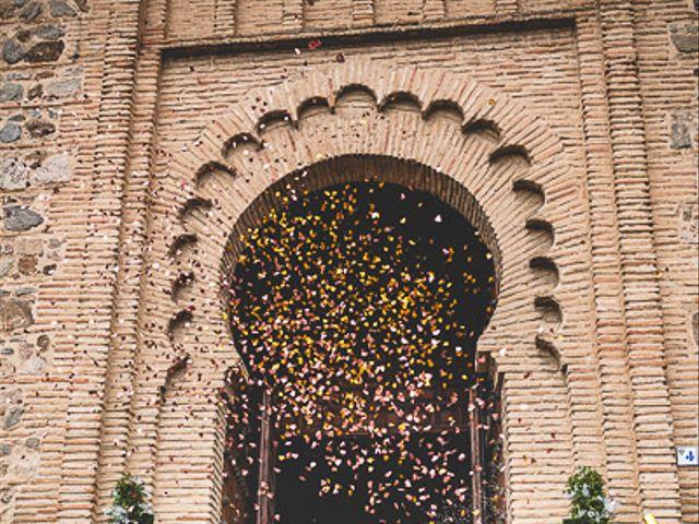 La boda de Roberto y Yael en Toledo, Toledo 46