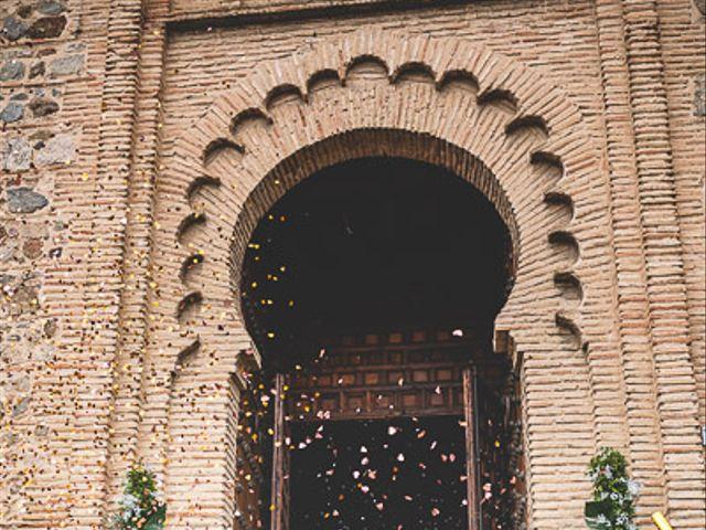 La boda de Roberto y Yael en Toledo, Toledo 47