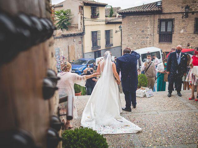 La boda de Roberto y Yael en Toledo, Toledo 48