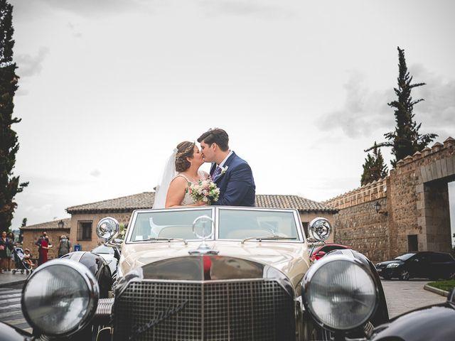 La boda de Roberto y Yael en Toledo, Toledo 49