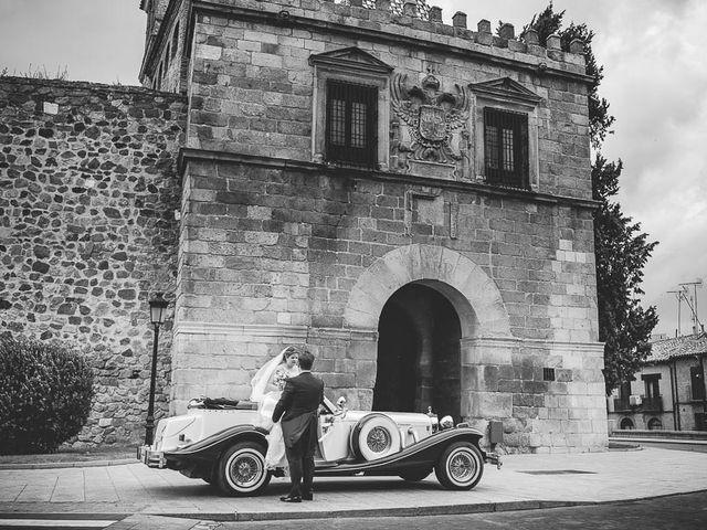 La boda de Roberto y Yael en Toledo, Toledo 50