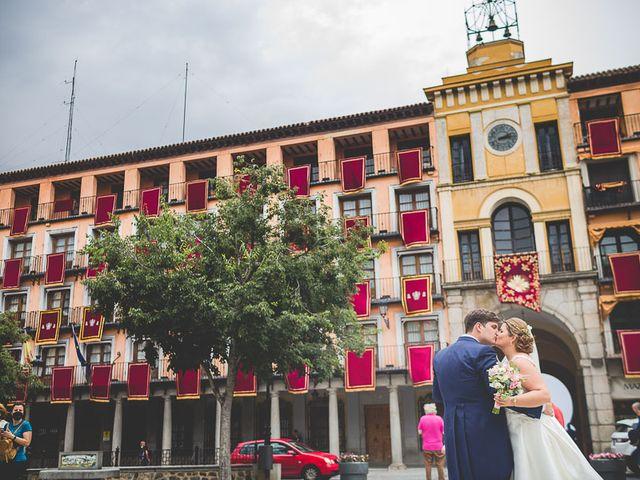 La boda de Roberto y Yael en Toledo, Toledo 51