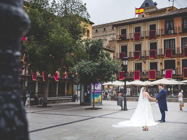La boda de Roberto y Yael en Toledo, Toledo 53