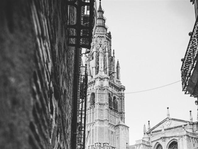 La boda de Roberto y Yael en Toledo, Toledo 54