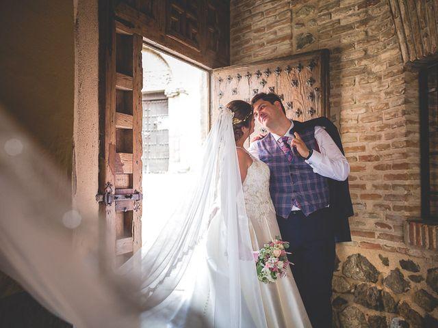 La boda de Roberto y Yael en Toledo, Toledo 57