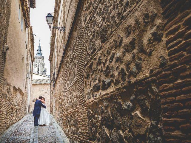 La boda de Roberto y Yael en Toledo, Toledo 58