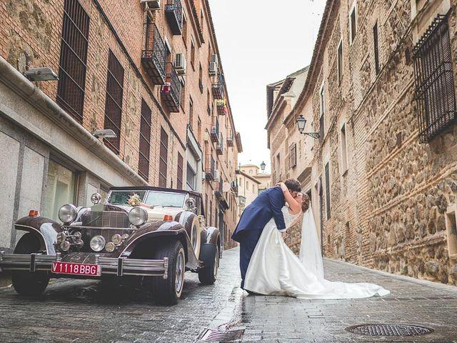 La boda de Roberto y Yael en Toledo, Toledo 59