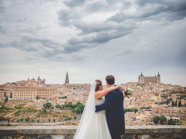 La boda de Roberto y Yael en Toledo, Toledo 60