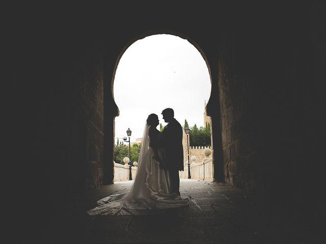 La boda de Roberto y Yael en Toledo, Toledo 62