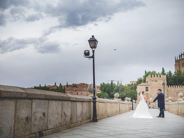 La boda de Roberto y Yael en Toledo, Toledo 63