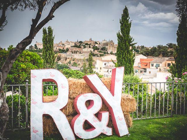 La boda de Roberto y Yael en Toledo, Toledo 68