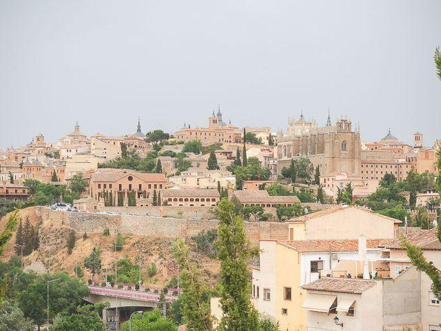 La boda de Roberto y Yael en Toledo, Toledo 77