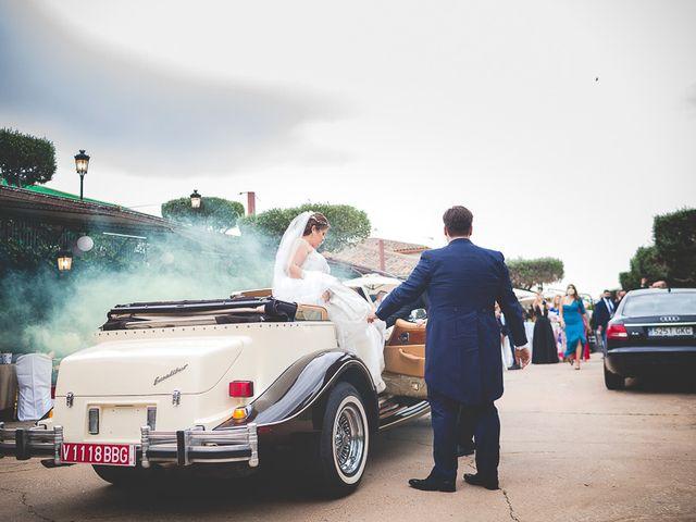 La boda de Roberto y Yael en Toledo, Toledo 79