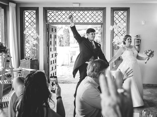 La boda de Roberto y Yael en Toledo, Toledo 84