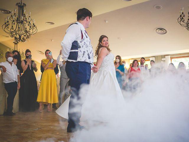 La boda de Roberto y Yael en Toledo, Toledo 90