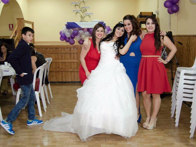 La boda de Echedey y Elena en Las Palmas De Gran Canaria, Las Palmas 1