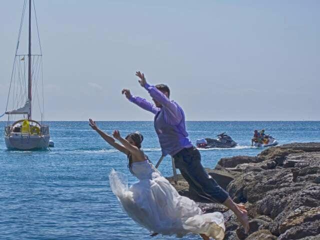 La boda de Echedey y Elena en Las Palmas De Gran Canaria, Las Palmas 5