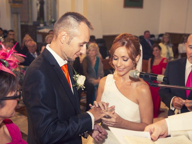 La boda de Rubén y Sandra en Madrid, Madrid 18
