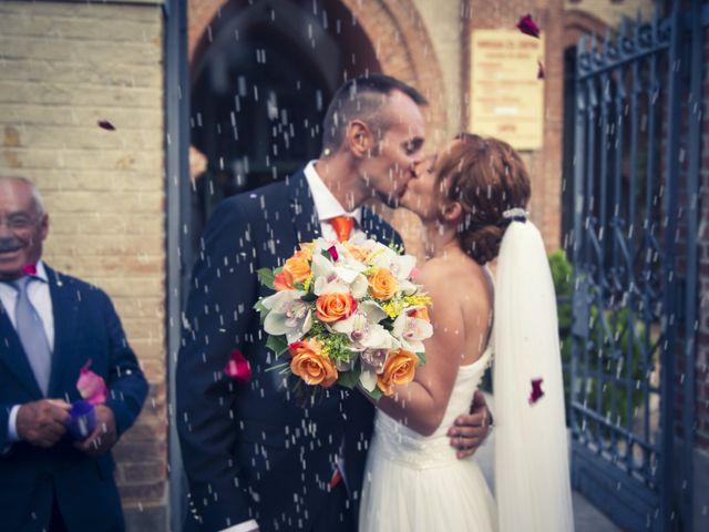 La boda de Rubén y Sandra en Madrid, Madrid 19