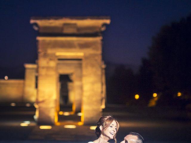 La boda de Rubén y Sandra en Madrid, Madrid 22