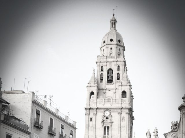 La boda de Pedro Antonio y Irene en Murcia, Murcia 14