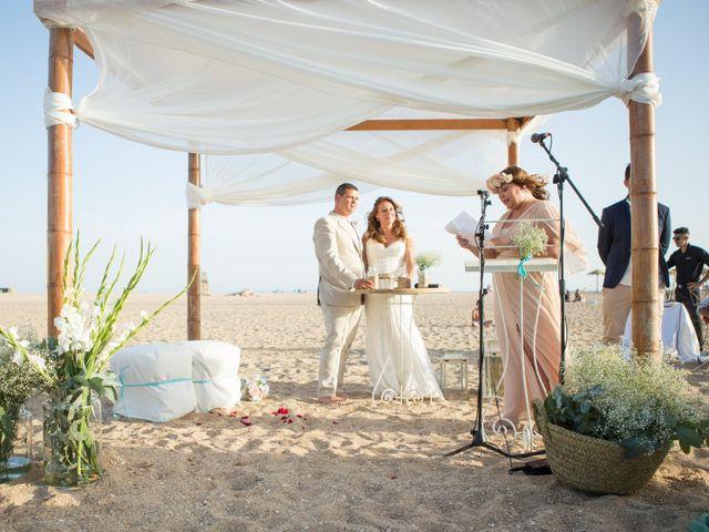 La boda de Juanjo y Lidia en Zahara De Los Atunes, Cádiz 10